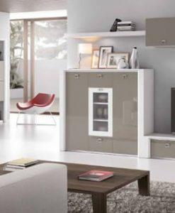 Composición Muebles de Salón