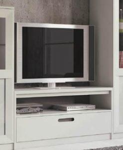 Mueble Tv. Hueco + Cajón Lacado Mate (Salón Urban 3)